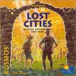 Lost Cities Box Art