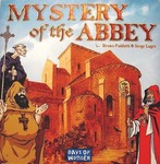 Myster of the Abbey Box Art