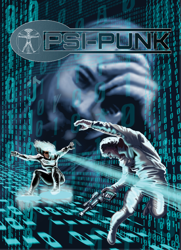 Psi-punk Cover