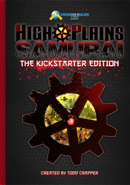 High Plains Samurai Kickstarter Image